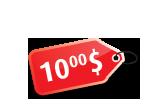 10.00$