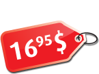 16.95$